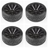 Shaluoman RC Car Drift Tires Tyre and Wheels