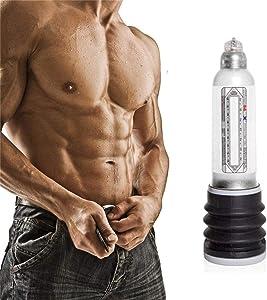 Delay Trainer Tool Pênnǐš Growth Púmp,Adult Mǎsturbǎtès Vacuum Pump Effective PênīsPump for Men Couple Secret Delivery