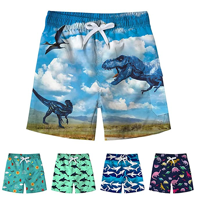 Umen Hawaiian Swim Shorts Beach Palm Floral Sports Trunks Holiday Board Shorts Swimming Cool Trunks Swim Shorts Beach Pants Pretty And Colorful Board Shorts
