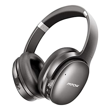 Buy Mpow Thor Bluetooth Headphones On Ear 40mm Driver Wireless Headset Foldable With Mic Wired And Wireless Headphones For Cell Phone Tv Pc Online At Low Prices In India Amazon In