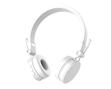 Defunc GO - Auriculares estéreo in-Ear inalámbricos micrófono, Color Blanco: Amazon.es: Electrónica
