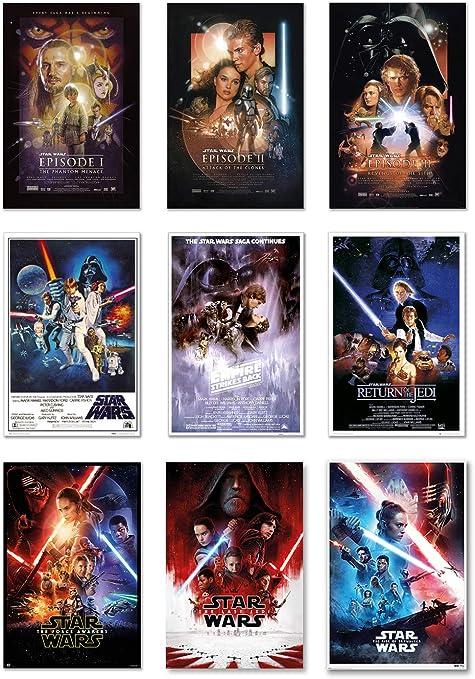 Resultado de imagen para star wars vs trilogies
