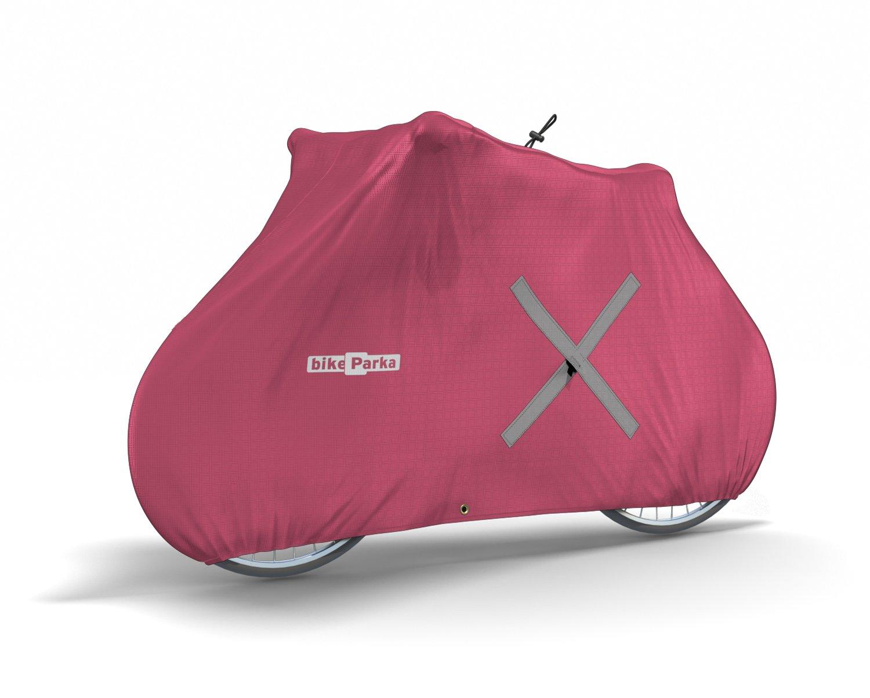 BikeParka URBAN Bicicleta Cubierta Impermeable (ROSA Pink): Amazon.es: Deportes y aire libre
