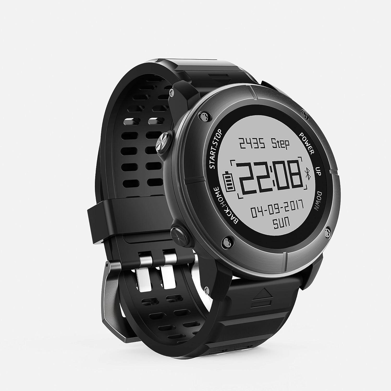UWear GPS senderismo reloj inteligente, 100% impermeable ...