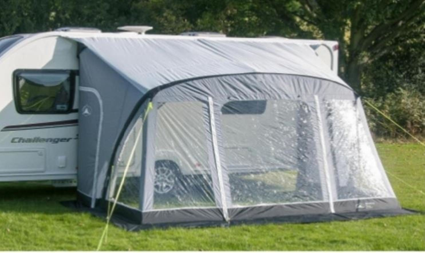 Sunncamp Swift 390 Air Caravan Awning Amazoncouk Sports Outdoors