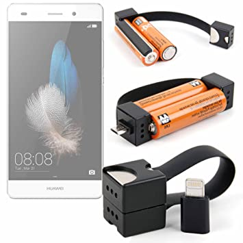 Cargador de llavero para Huawei P8 lite, Huawei P8, Huawei ...