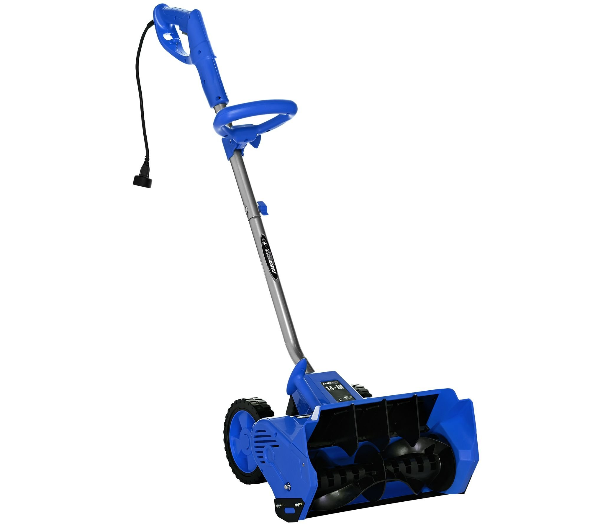 Earthwise Snow Thrower Snow Shovel 12 AMP Corded Electric 14'' - Assorted Colors