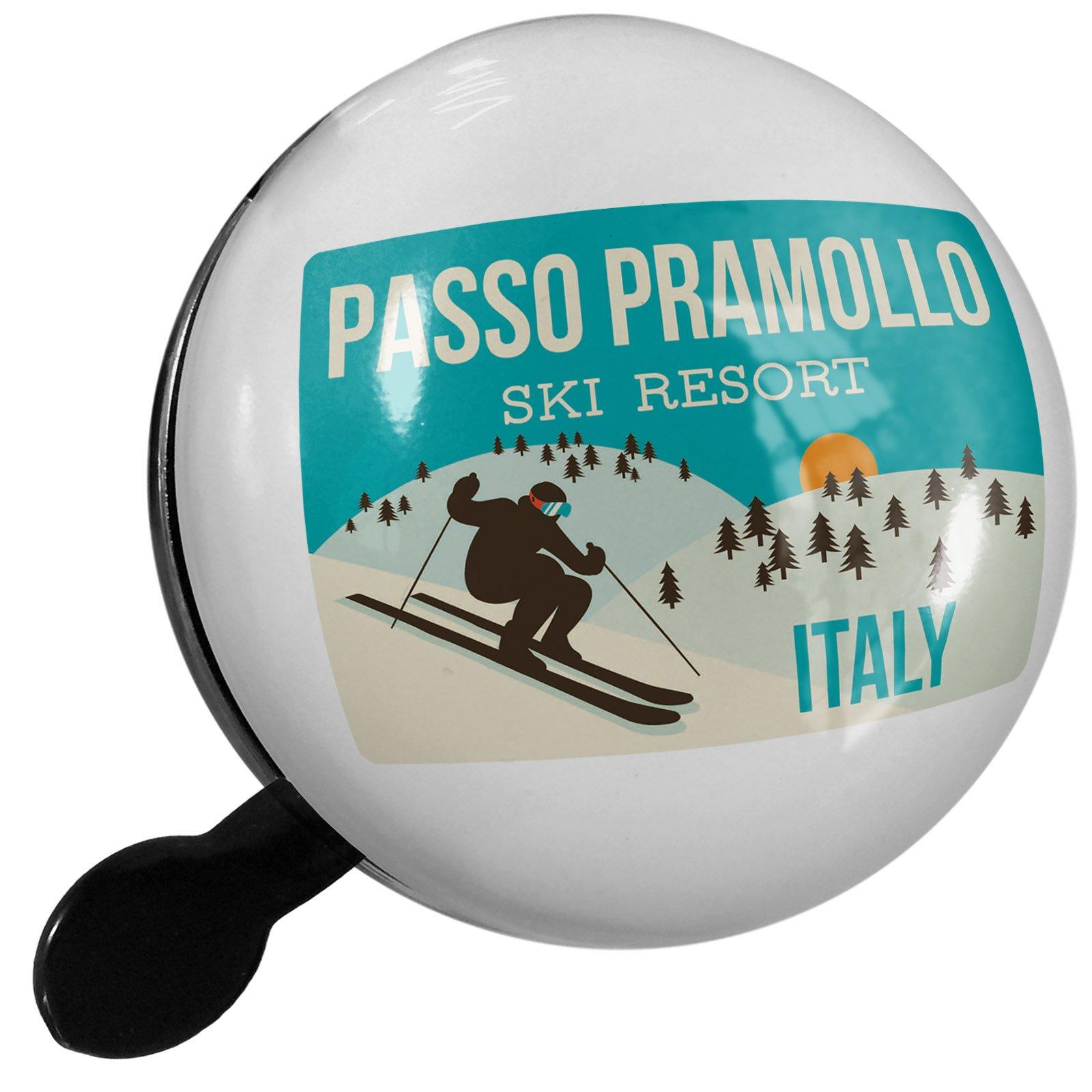 Small Bike Bell Passo Pramollo Ski Resort - Italy Ski Resort - NEONBLOND