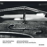 Brahms - Sonatas for Viola and Piano, Op 120