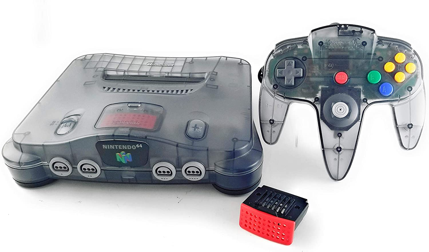 Amazon.com: Nintendo 64 System - Video Game Console ...