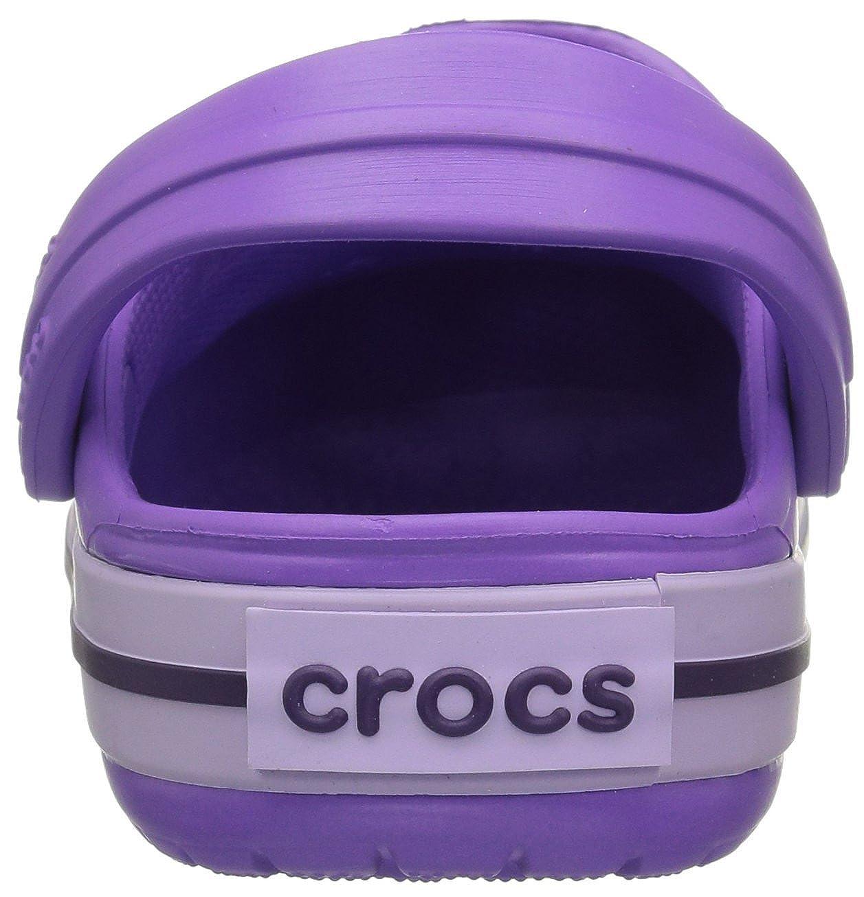 Slip On Water Shoe for Toddlers Girls Lightweight Crocs Kids Crocband Clog Boys