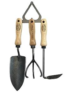Dewit 3-Tool Bundle with Holder