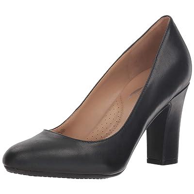 Aerosoles - Women's Octagon Heel - Round Toe Fashion Dress Pump with Memory Foam Footbed | Pumps