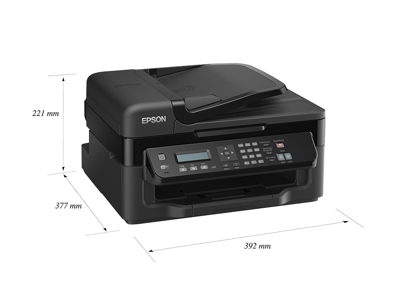 Epson WF-2530WF - Impresora multifunción de Tinta Tinta Multicolor ...