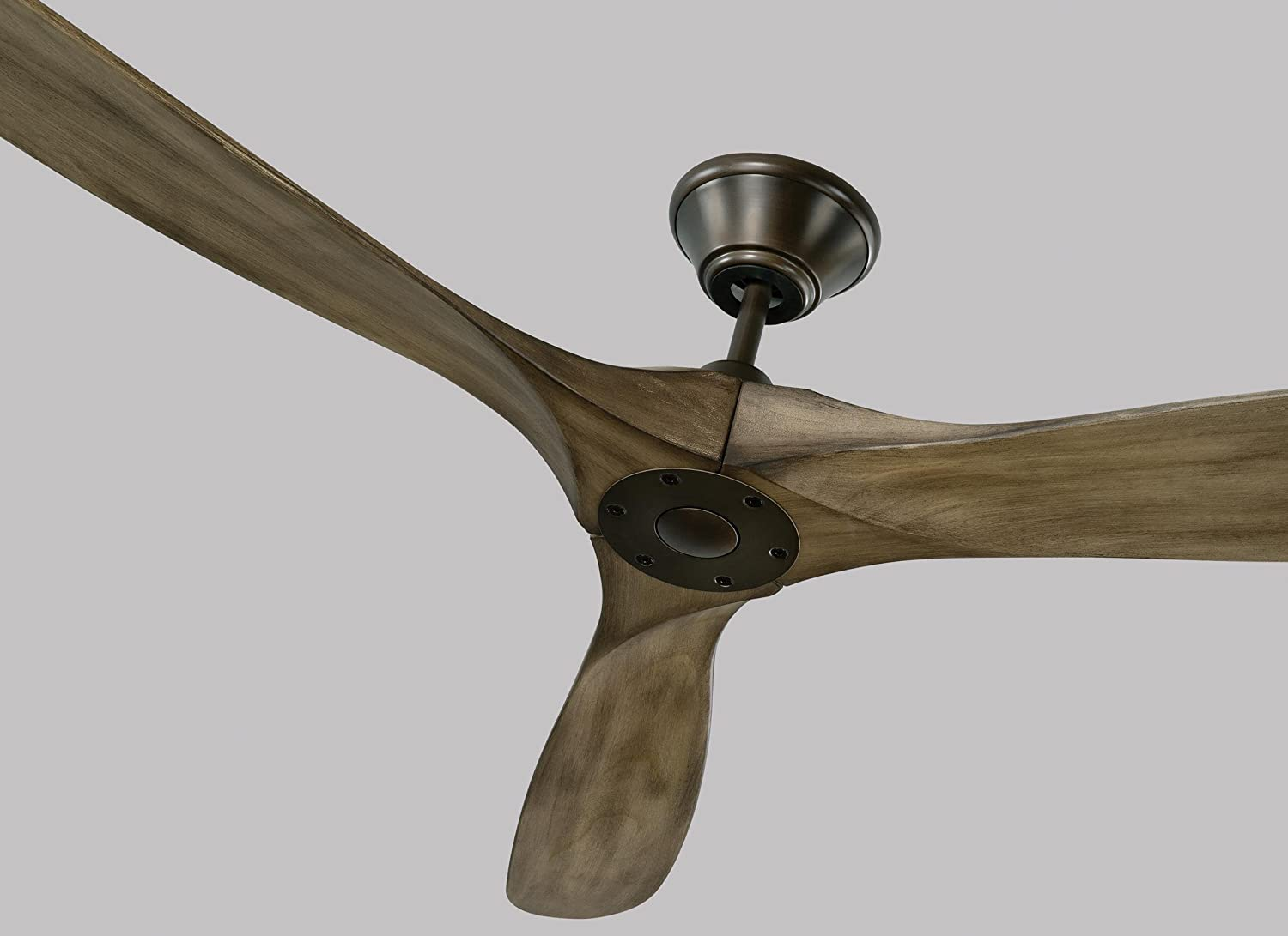 bayview inch ceiling hunter review fan kit with provencal light