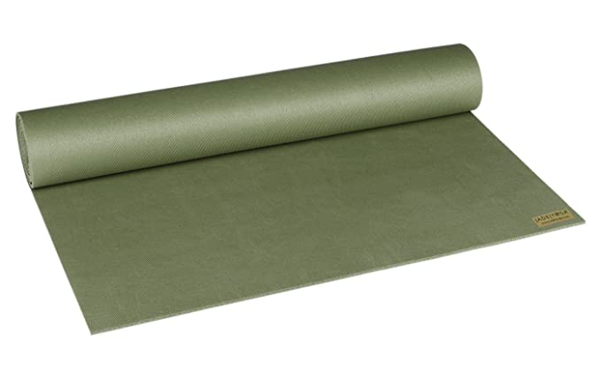 Jade Yoga Travel Mat-Olive Green-3mm x 173cm: Amazon.es ...