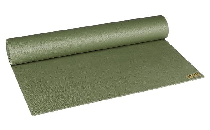Jade Yoga Travel Mat-Olive Green-3mm x 173cm: Amazon.es ...