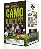 Krylon K04299000 Duck Commander Camo Spray Paint Kit