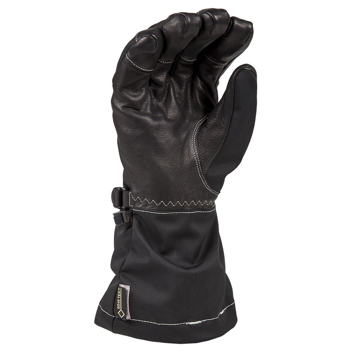 Klim Allure Women's Snowmobile Glove -Small / Matte Black