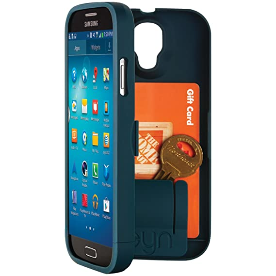 low priced f2fb4 55998 eyn Wallet/Storage case for Samsung Galaxy S4