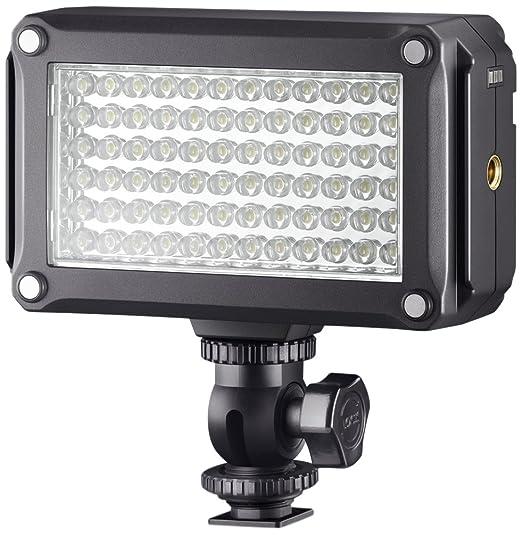 8 opinioni per Metz Mecalight LED-480 Illuminatore Video con 72 LED CRI ad Alta Resa, Intensità
