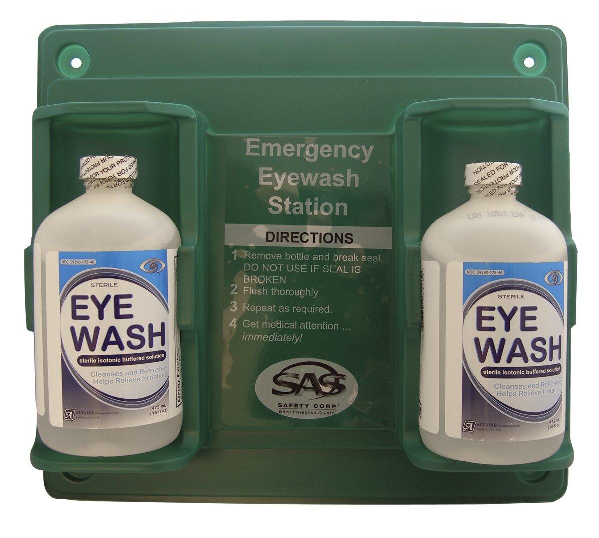 SAS Safety 5132 Personal Eyewash Station