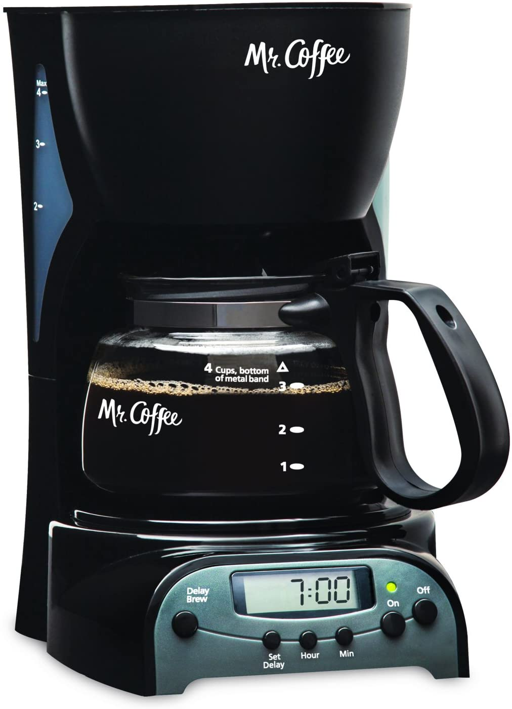Mr. Coffee DRX5 Programmable Coffee Maker