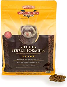 Sun Seed Sunscription Vita Prima Ferret Food 3lb