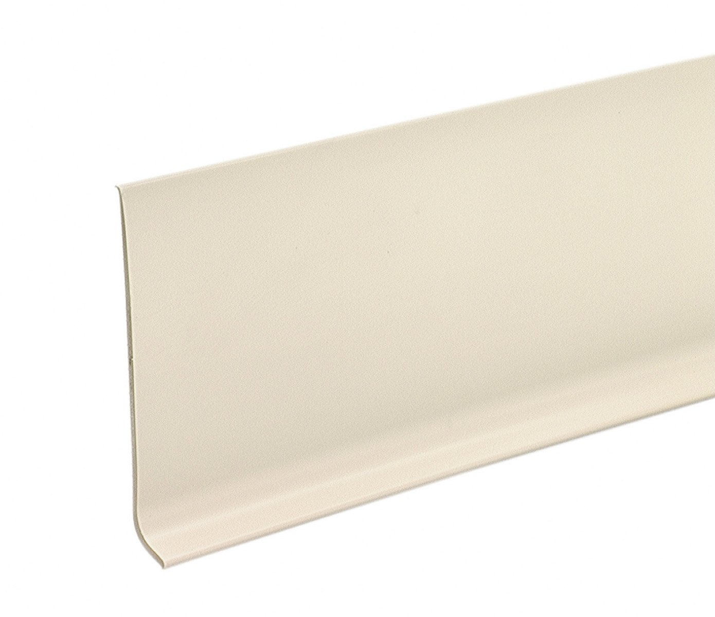 M-D Building Products 73899 4-Inch by 60-Feet Dry Back Vinyl Wall Base, Almond by M-D Building Products