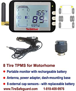 XTRONS Car Auto TPMS Tire Pressure Monitoring System for Android