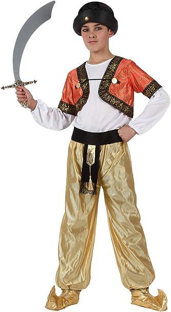 Disfraz de niño arabe de 5 a 6 años: Amazon.es: Ropa y accesorios