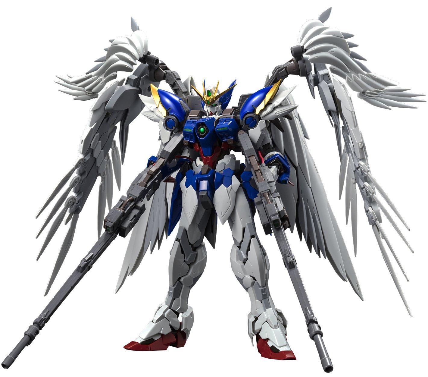 Bandai Hobby hochauflösenden Modell 1/100 Zero EW Gundam Wing ...