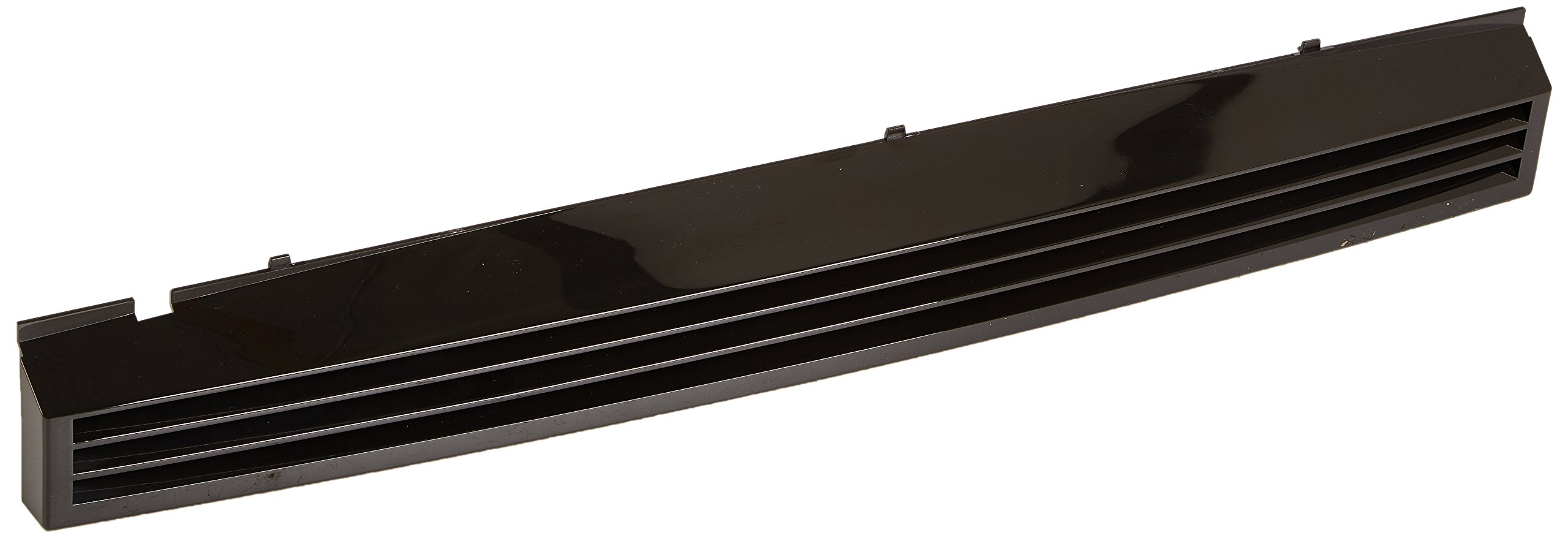 Whirlpool W10450187 Vent Grille Black Microwave by Whirlpool