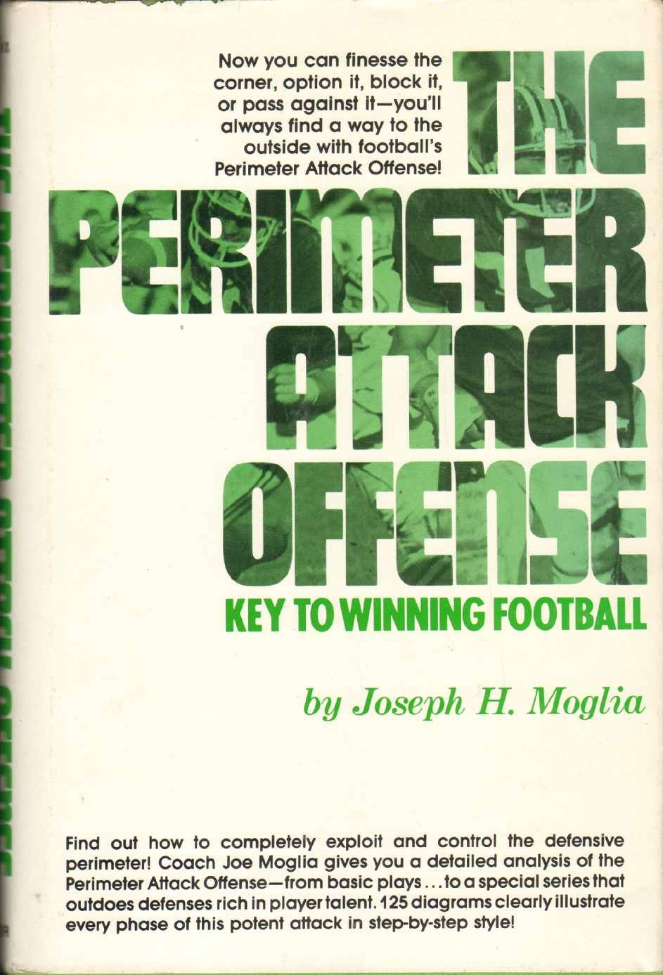 The Perimeter Attack Offense Key To Winning Football: Joseph H Moglia:  9780136572213: Amazon How To Calculate The Surface