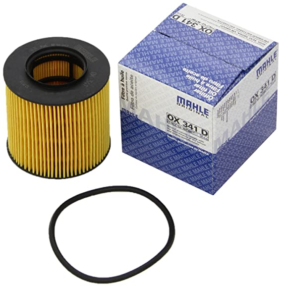 Mahle Filter OX341D Filtro De Aceite: Amazon.es: Coche y moto