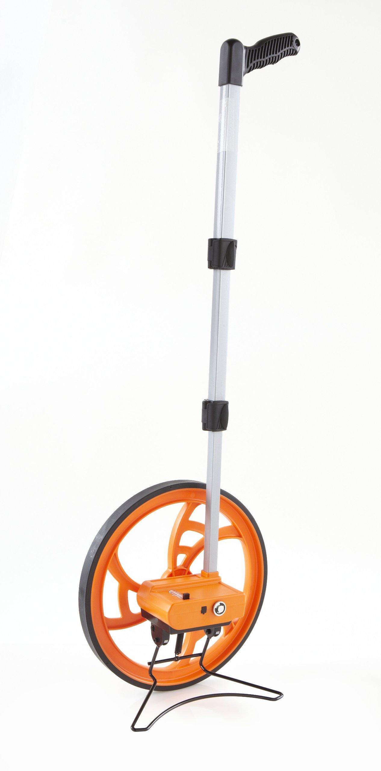Keson RR318N Contractor Grade Measuring Wheel (Graduations: ft. & in.), 12-1/2-Inch Diameter