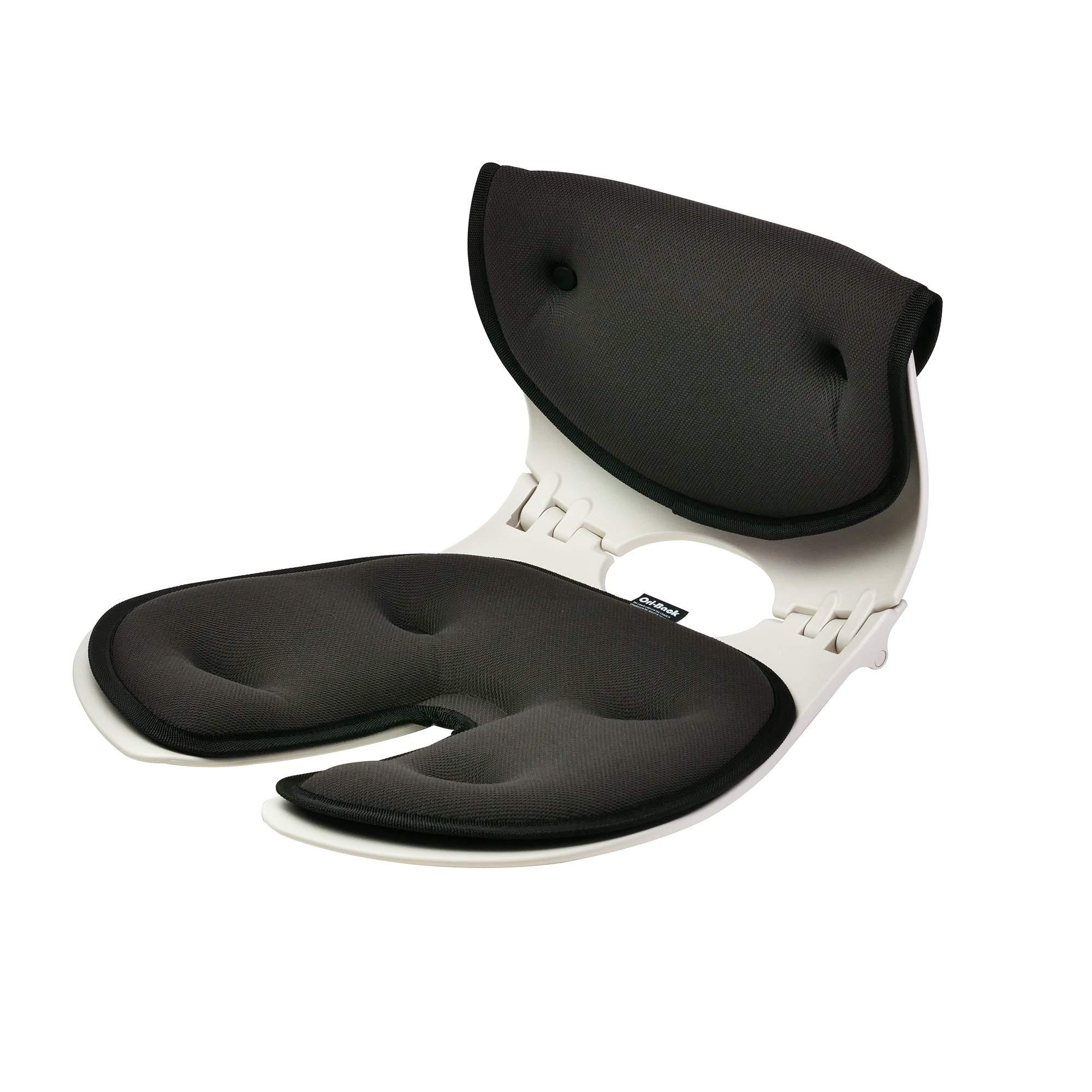 Ori-Back COC Basic Ergonomic Portable Chair (Chocolate) by Ori-Back