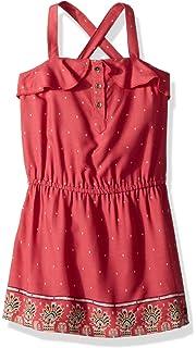 eb4c0cd30855 Roxy Girls' Little Everlasting Happiness Sleeveless Dress