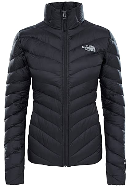 The North Face Jacket Chaqueta Trevail, Mujer, Negro (TNF Black), XS