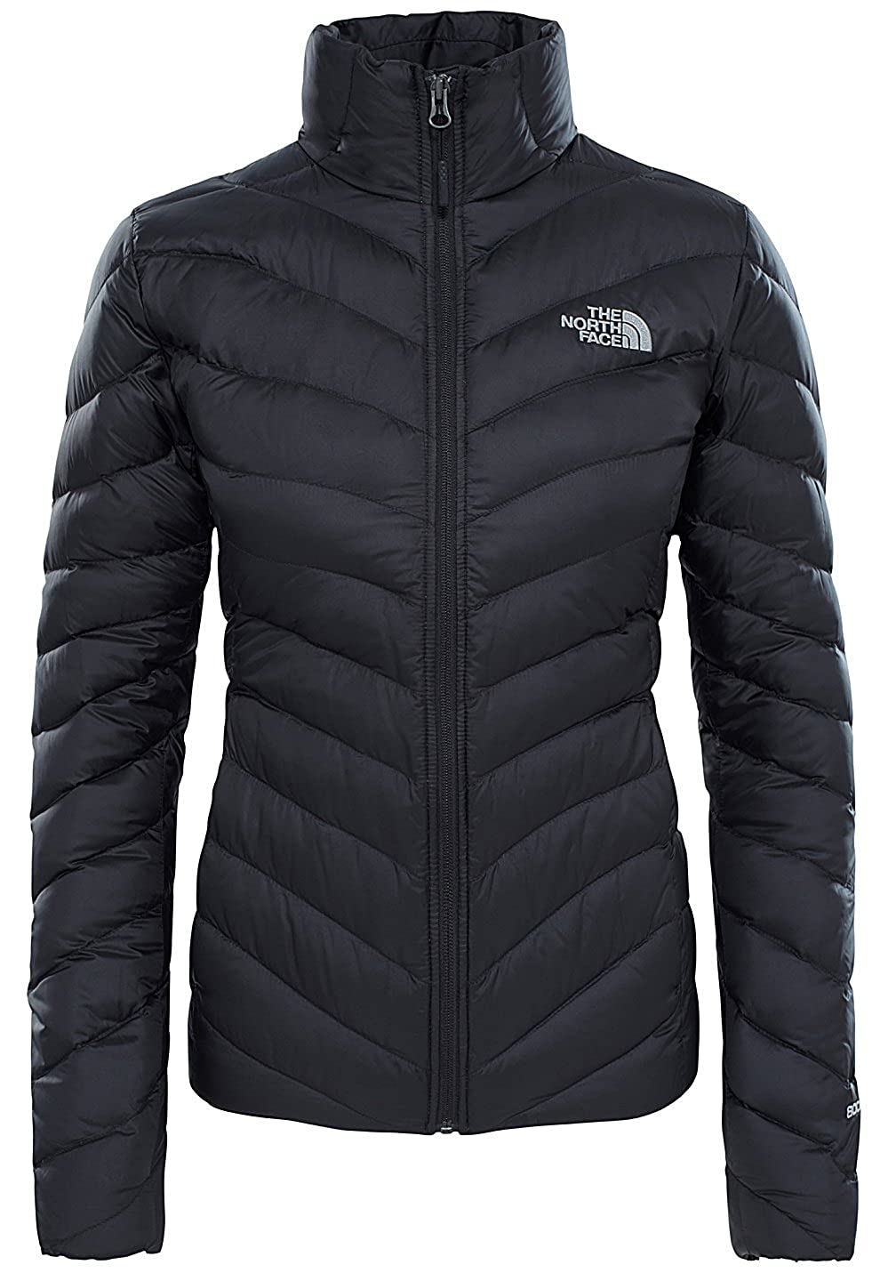 Amazon.com: The North Face Ladies Trevail Jacket TNF Black M ...
