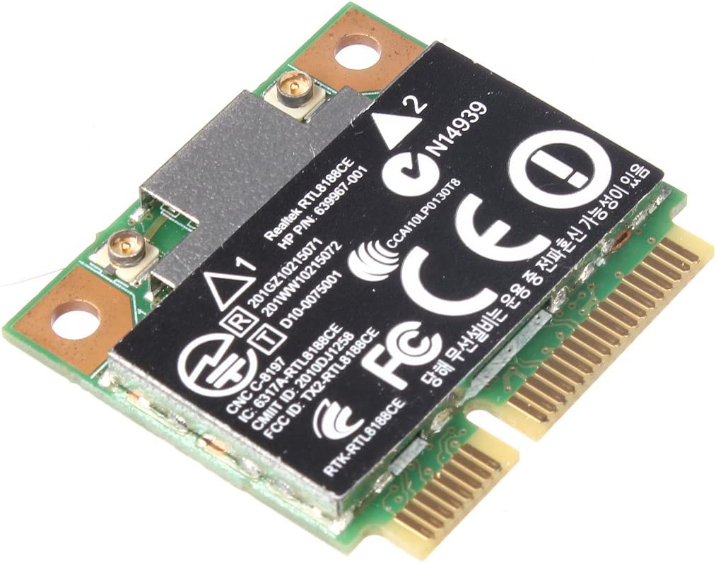 USB 2.0 Wireless WiFi Lan Card for HP-Compaq Pavilion P6210pt