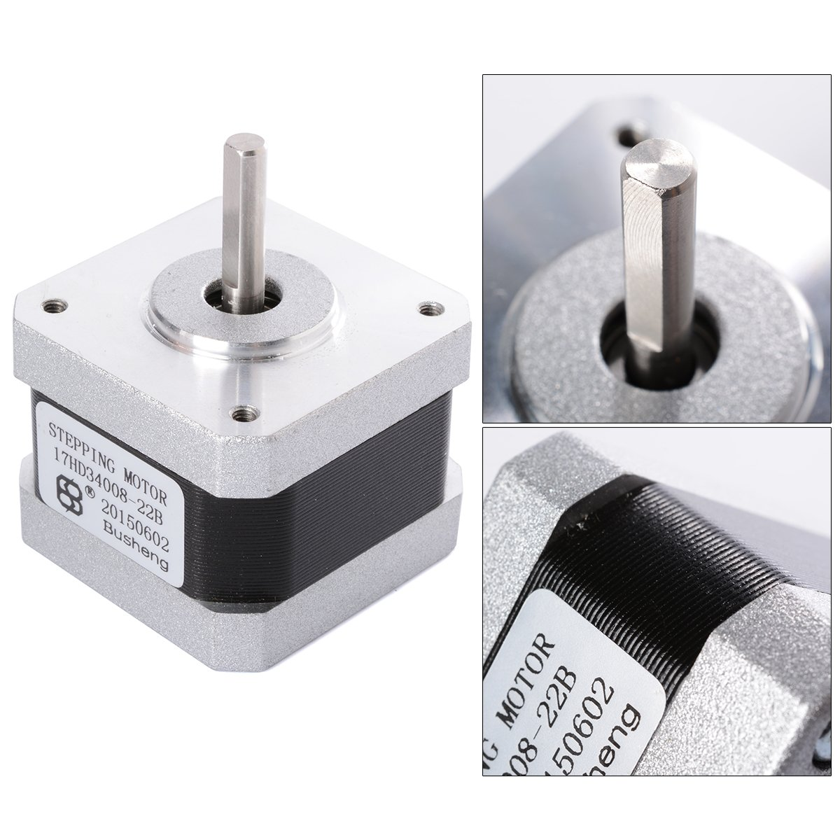 XCSOURCE Nema 17 2 Phase 4-Wire 1.8 degree Stepper motor 42 x 42 x 34mm For 3D Printer TE225