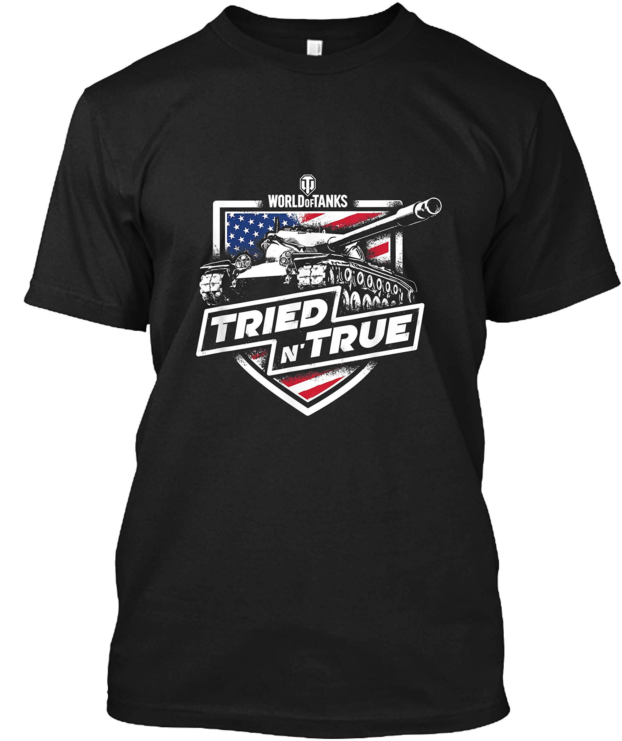 Tried N True World Of Tank Tshirt