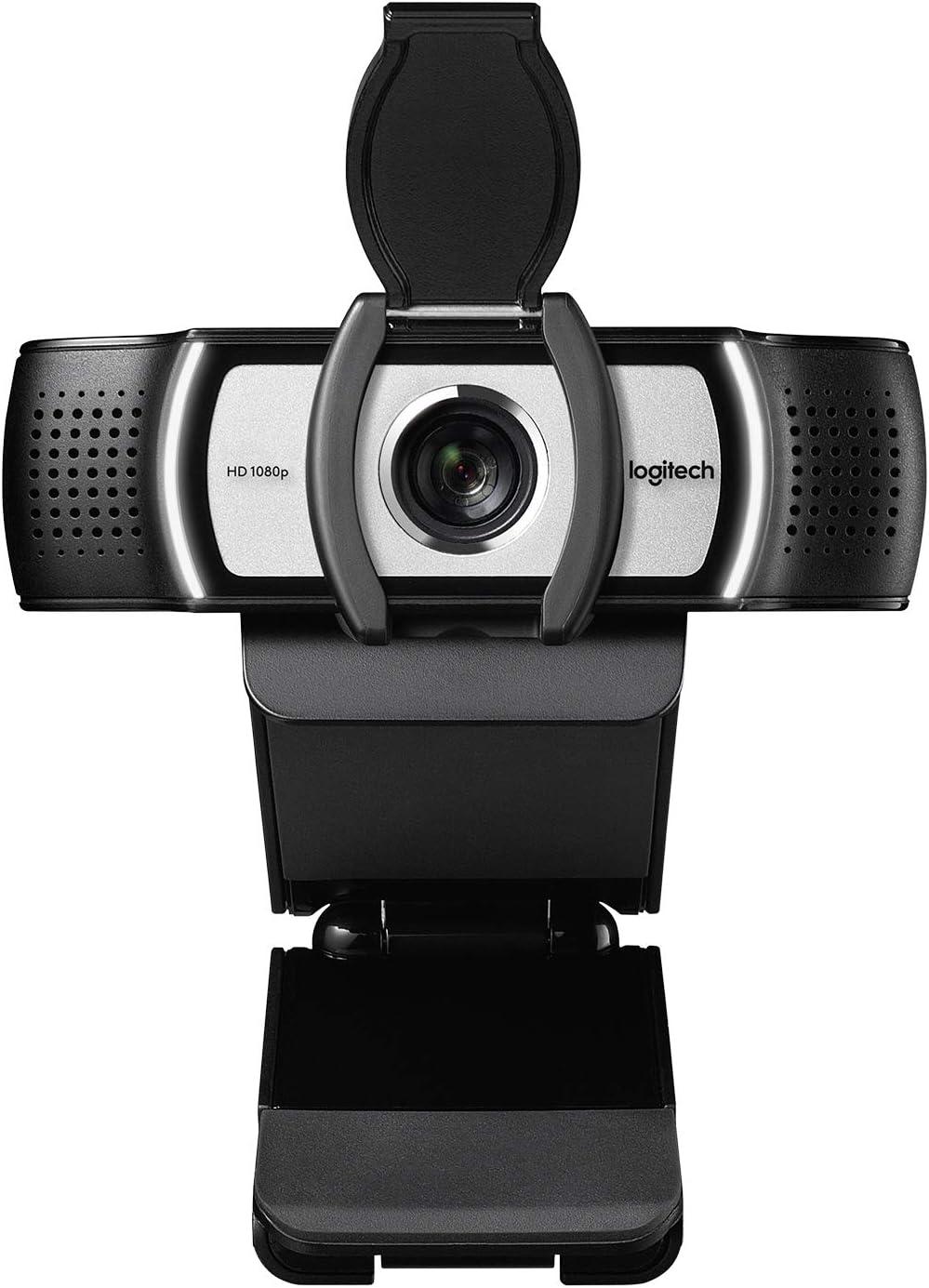 Logitech C930e cámara Web 1920 x 1080 Pixeles USB Negro - Webcam ...