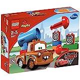 LEGO DUPLO Cars - 5817 - Jeu de Construction - Agent Martin