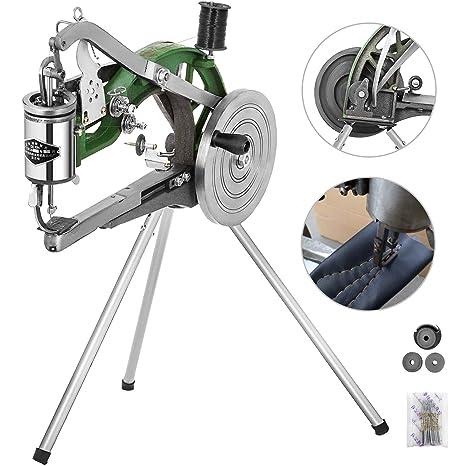Amazon.com: VEVOR Máquina de coser a mano para reparación de ...
