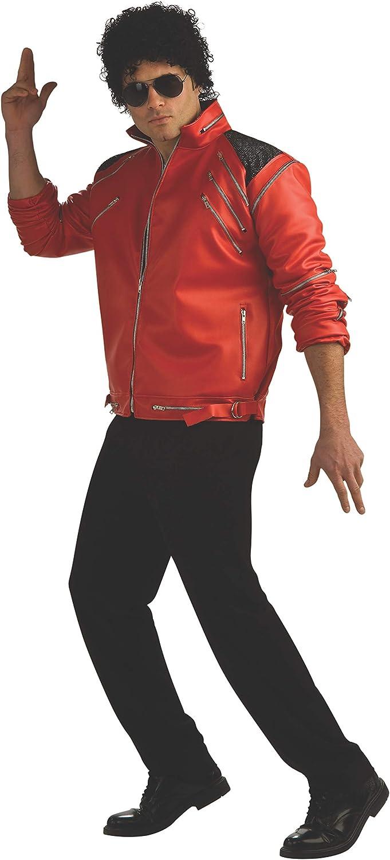 Rubbies - Disfraz de Michael Jackson para niño, talla S (889774S ...