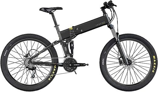 LEGEND EBIKES ETNA Smart 14Ah Bicicleta eléctrica MTB Plegable ...