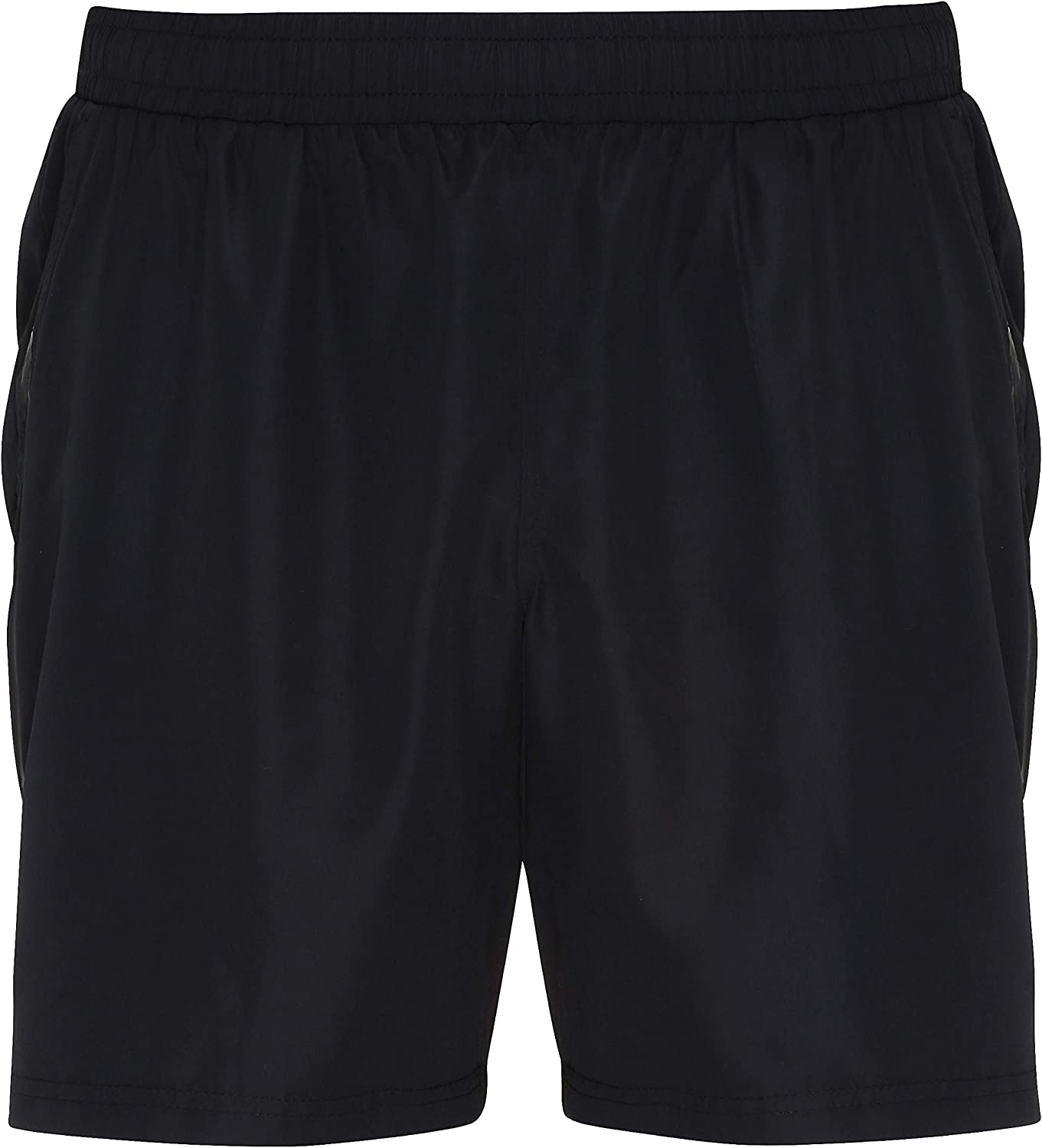 TriDri Mens Lightweight Training Shorts Black//S-2XL