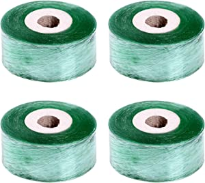 TD Gardening Biodegradable Grafting Tape - 4 Rolls | Waterproof Tape for Garden Grafting and Budding | for Plants, Fruit Tree Branches, Stems, and More